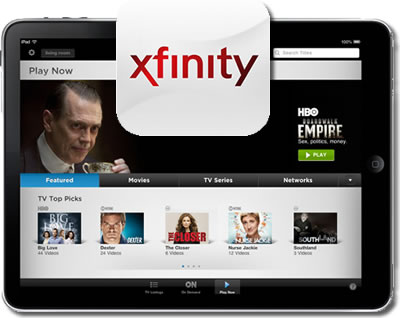 Xfinity TV Make It Easy To Find Streaming Premieres This Fall
