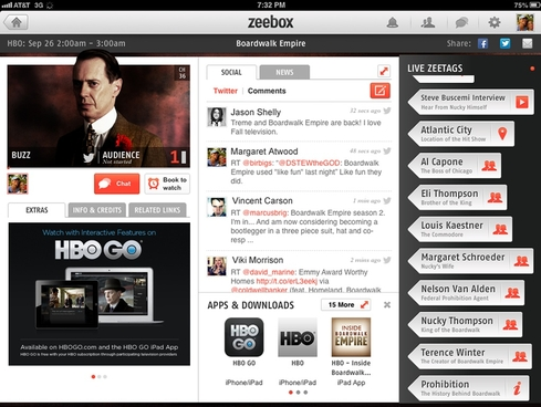 Zeebox Enters US Market With Big-Name Support