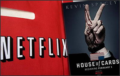 House of Cards coming to Netflix in February