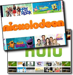 Hulu and Viacom Strengthen Streaming Deal With Nickelodeon Content