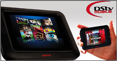 DStv Mobile Introduces The Walka 7 Portable Television Device