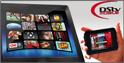 dstv mobile introduces the walka 7 portable television device - Mobile Tv Dstv
