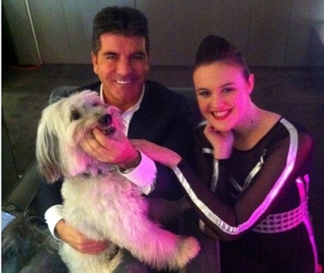"Simon Cowell Unleashes ""Take The Lead"" Dog Show Idea"