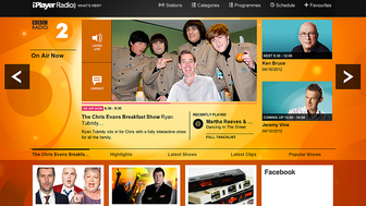 BBC Reveal Dedicated iPlayer Radio Streaming Service