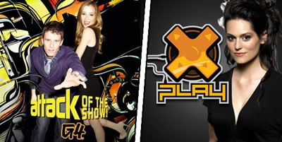 G4 Cancels Both &#8216;Attack of the Show!&#8217; and &#8216;X-Play&#8217;