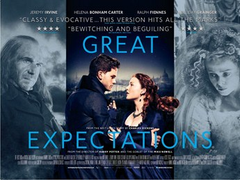 great expectations review of three film versions essay Great expectations review great expectations is based on a novel written by charles dickens, directed by david lean the story follows the development of a blacksmith's apprentice named pip into a fine young gentleman.