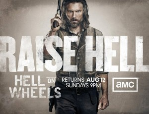AMC Keep The Hell's Wheels Turning With Third Season Renewal