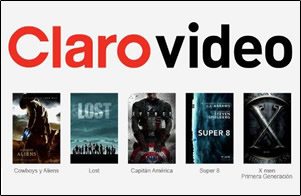 Clarovideo giving Netflix some competition