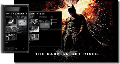 Dark Knight Rises App