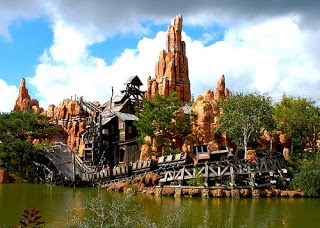 Disneyland Ride Big Thunder Mountain Given Show Potential By ABC