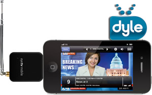 EyeTV and Dyle Partner To Provide Live Streaming Television To iOS