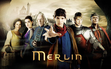 BBC Merlin Casts Final Spell With December Farewell