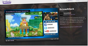 Twitch.TV Partners With SOE On 1-Click Game Streaming Platform