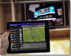 Second Screen Internet TV Usage Continues To Grow