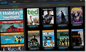 Vudu App Comes To Android Devices
