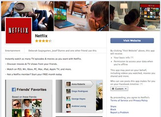 Netflix Set To Add Social Media Data After Congress Changes