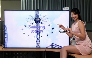 Samsung CES Smart TV Plans Rumoured As 110-incher