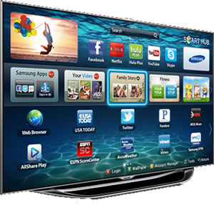 Consumers not utilizing extra smart TV features
