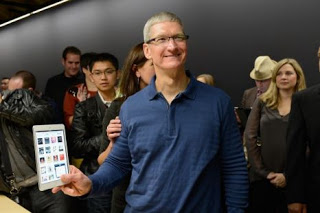 Apples Tim Cook Denies Claims of Expensive Products