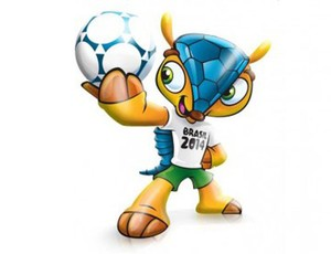 2014 FIFA World Cup - Fuleco