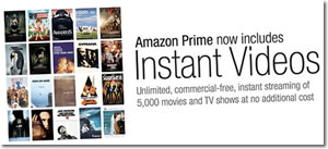 Amazon Prime Video Watching Increasing Dramatically Says CFO