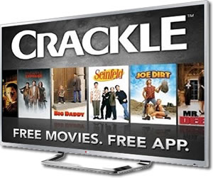 Crackle comes to more Smart TVs