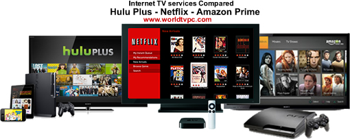 Which Internet TV service is best?