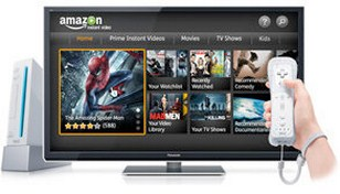 Amazon Announce Instant Video Integration With Original Wii