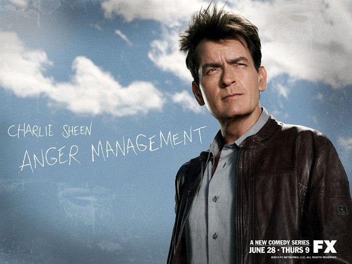 Charlie Sheen's Anger Management To Air Full 90 In 2 Seasons