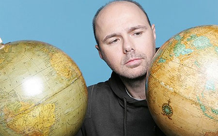 Karl Pilkington Makes New Travel Show To Moan About