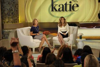 Katie Talkshow Given Renewal By ABC