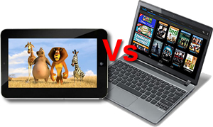 Tablet Sales To Surpass Notebooks in 2013 Says Study