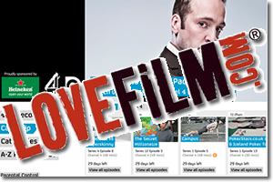 Lovefilm get 4oD content