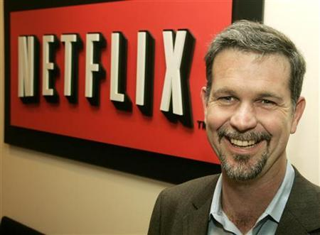 Netflix CEO Predicts Internet To Shape Future Of TV Content