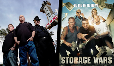Storage Wars and Pawn Stars streaming coming to Amazon
