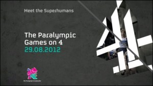 London 2012 Promo - Channel 4 Paralympics