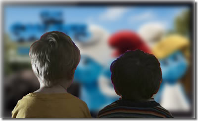 UK Kids Set To Spend A Quarter Of Life At Recreational Screens