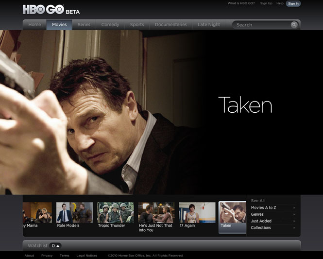 HBO Go Set For Apple TV Inclusion