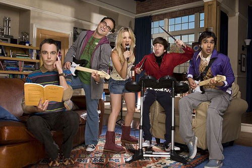 Charlie Sheen Criticises Chucks Big Bang Theory