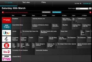 Freeview-program-guide