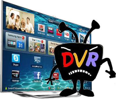 We want our internet TV DVR