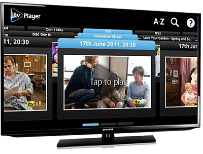 how to get iplayer on samsung smart tv