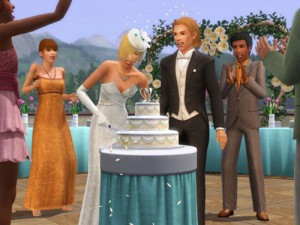 the_sims_3_generations_wedding_scene