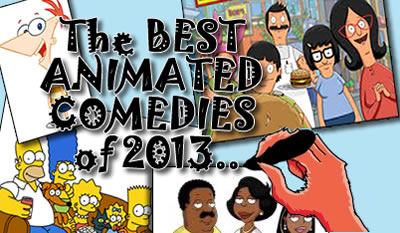 top-animated-comedy-2013