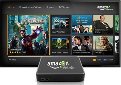 Will Amazon be sitting beneath your TV soon?