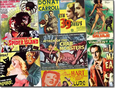 Free movies from the public domain
