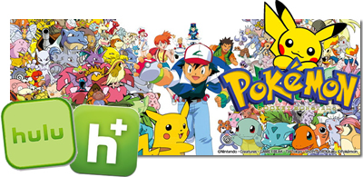 Pokemon-Hulu