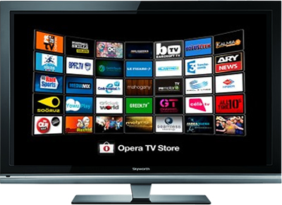 Chinese Smart Tv Manufacturer Skyworth To Launch Opera