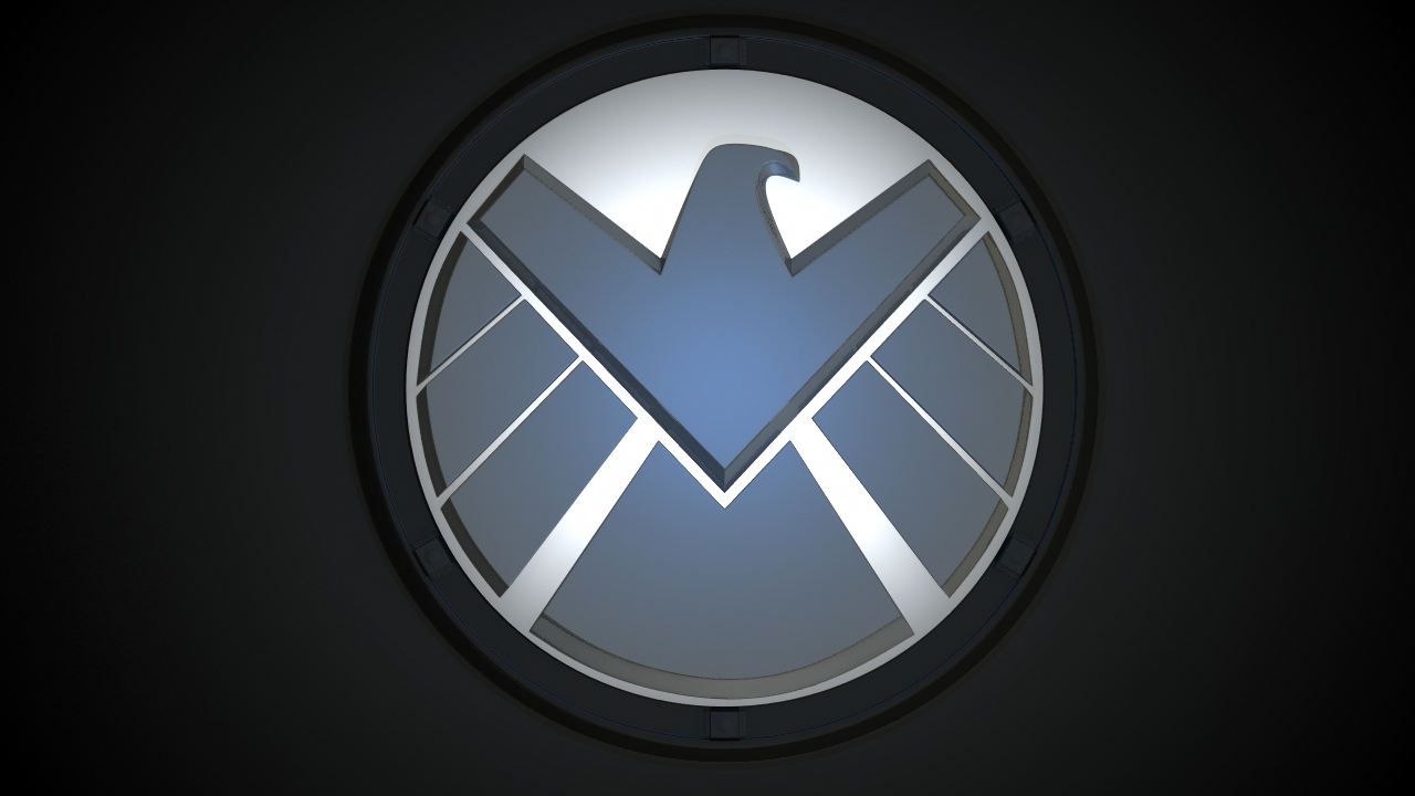 Hd wallpaper image - Marvel Shield Logo Images Amp Pictures Becuo