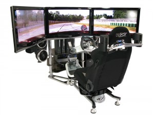 vrx mach 4 racing simulator